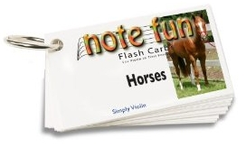 Flashcards - Horses