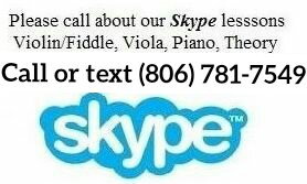 Skype Lessons